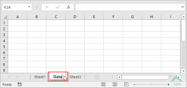 Rename An Excel Worksheet Excel Vba