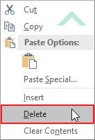 Delete multiple Rows | Excel, VBA